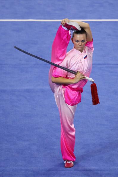 Prueba nuestras clases de Wushu en Madrid